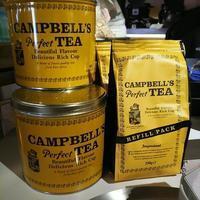 紅茶のワークショップ~キャンベルズ・パーフェクト・ティー - a day in my life