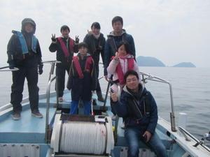 26日・日・すんごく楽しい仕事です(^▽^) - 愛媛・松山・伊予灘・高速遊漁船 pilarⅢ 海人 本日の釣果