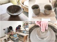 本日の陶芸教室 Vol.619 - 陶工房スタジオ ル・ポット