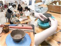 本日の陶芸教室 Vol.626 - 陶工房スタジオ ル・ポット
