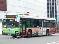 東京都交通局 P-R587 【かねふく】 - 注文の多い、撮影者のBLOG