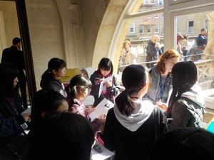 【速報】オックスフォード語学研修、写真が届きました。№10 - seibolife