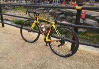 Campagnoloで約500kmほど - ロードバイクを楽しむおっさん日記