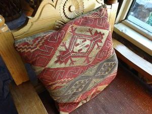 アリゾナ旅行記その4B&Bの素晴らしい織物の数々 - 手染めと糸のワークショップ