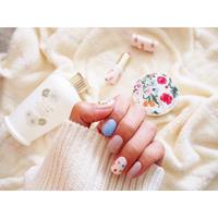 春ネイル - ゆらゆら blog