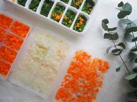 離乳食ストック - ゆらゆら blog
