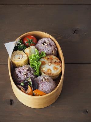 れんこんのカレーはさみ焼き弁当 - Delicatusib
