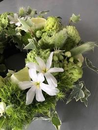 4月~9月flower lesson@labo1113のご案内 - la petite couronne de fleur