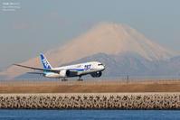 今年も羽田沖から - 飛行機写真 ~旅客機に魅せられて~