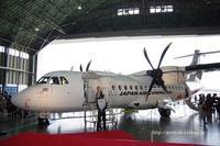 はじめまして ATR42-600@鹿児島空港 - オット、カメラ(と自転車)に夢中