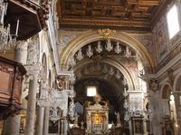 シャンデリアの教会 ローマ イタリア旅行2015(38) - la carte de voyage