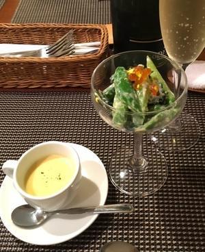 441、  Osteria  SINCERITA - KRRK mama@福岡 の外食日記