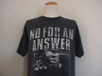 Vintage 80s No For An Answer You Laugh EP 古着 ヴィンテージ バンドTシャツ - Used&Select 古着屋 コーナーストーン CORNERSTONE