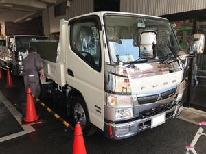 ご納車準備 - お仕事奮闘にっき(中山自動車販売オフィシャル)