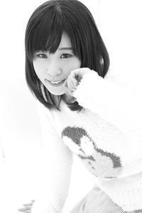 えりちゃん18 - モノクロポートレート写真館