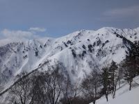 白川郷バックカントリーガイド(三方岩岳) - blog版 がおろ亭