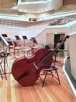 Konzert Orpheus Ensemble Berlin - べルリンでさーて何を食おうかな?