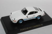 "1/64 Kyosho PORSCHE ""Secret"" 911 CARRERA RS 1973 - 1/87 SCHUCO & 1/64 KYOSHO ミニカーコレクション byまさーる"