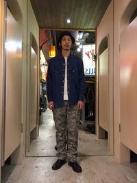 細身に!且つ、スタイリッシュに!!(大阪アメ村店) - magnets vintage clothing コダワリがある大人の為に。