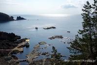 2017春 石川旅行1日目(千里浜なぎさドライブウェイ・能登金剛・和倉温泉) - シンプルで心地いい暮らし