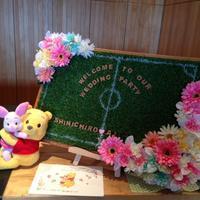 Happy Wedding! S&A - アーマ・テラス   ウエディングブログ