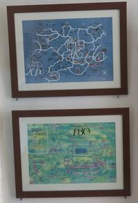 フィリピン・バギオ市の 新しいお土産: バギオ歴史探訪アートマップ - フィリピンの軽井沢 バギオ 情報