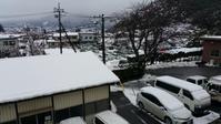 春の雪 - もの作りの裏側 太陽電機株式会社ブログ