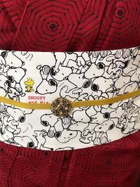 snoopyの帯 - Kokoru Design & Art