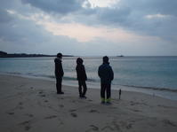 春の宝島キャンプ3日目 - おぢかの島日記