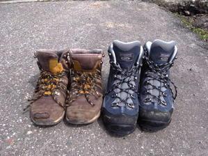 登山靴を買いました - PAPERWORK