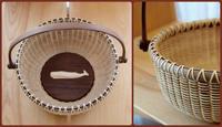 個性的なwood stave作品も続々完成! - handvaerker ~365 days of Nantucket Basket~