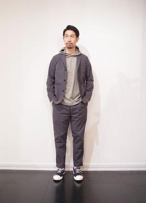 RECOMMEND SET UP STYLE !! weac - MOVER JACKET &MOVER PANTS - HUMAN and THINGS.BLOG