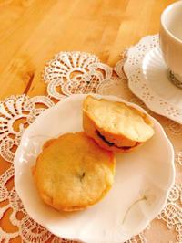 ショコラオレンジのガレット - owl'sbread パン日記