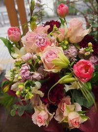 バラの人気品種は時代とともに移り変わる - ルーシュの花仕事