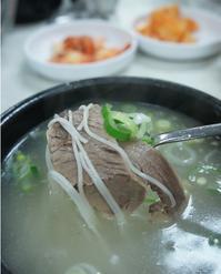 ヨンドンソルロンタン 영동설렁탕 - おいしいdiary☆