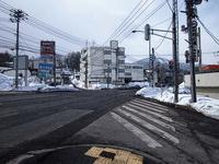 新富町 - 小樽スケッチ