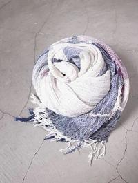 tamaki niime 玉木新雌 roots shawl cotton - 【Tapir Diary】神戸のセレクトショップ『タピア』のブログです