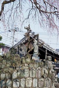 宝蔵院の石仏                       千葉県・松戸市矢切 - TOM'S Photo
