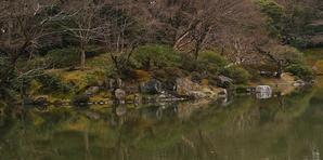 仙洞御所参観仙洞御所の庭編 - たんぶーらんの戯言