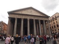 パンテオン〜ローマの休日 イタリア旅行2015(41) - la carte de voyage