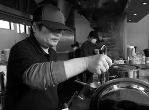 金谷「めん奏心」で丸鶏中華そば - ぶん屋の抽斗
