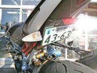 S田サン号 デイトナ675Rの仕様変更が完成~~(^O^)/(Part3) - バイクパーツ買取・販売&バイクバッテリーのフロントロウ!