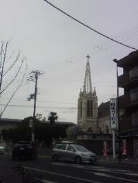 カトリック夙川教会 - 時の流れに身を任せ…