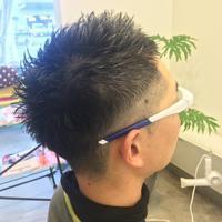 メンズカット - HAIR STUDIO BOOM'S DIARY