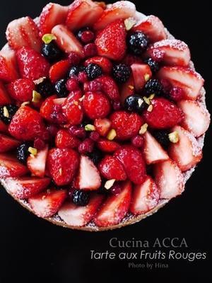 2017年5月のレッスンメニュー - Cucina ACCA