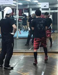 悔しさから這い上がる麗斗君 - 本多ボクシングジムのSEXYジャーマネ日記
