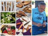 『ヨウさんの木削り教室』のお知らせ - atelier mila journal
