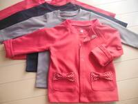 作った子供服1 - nagameの庭/yarn slave