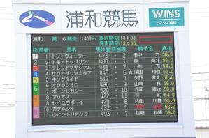 キングタイド 11戦目@浦和競馬場6R 2017.3.29 - ダーレージャパン生産馬アドマイヤムーン産駒「キングタイド」のブログ!