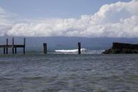 フィリピン・バレルでサーフィン『セメントポイントってこんなとこ』 - 月曜サーファーのブログ!カリアゲなう!